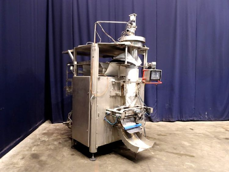 Bouwpaco BP500L Vertical transwrap form fill seal machine