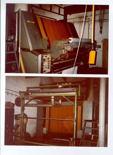 Stork TC171 180 Cm Transfer printing calender