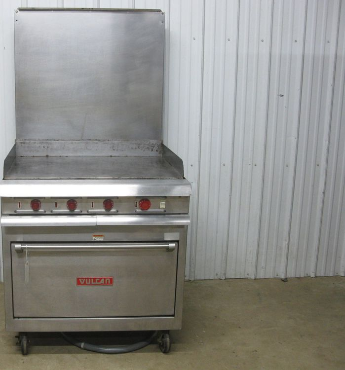Vulcan VR5C Convection Oven