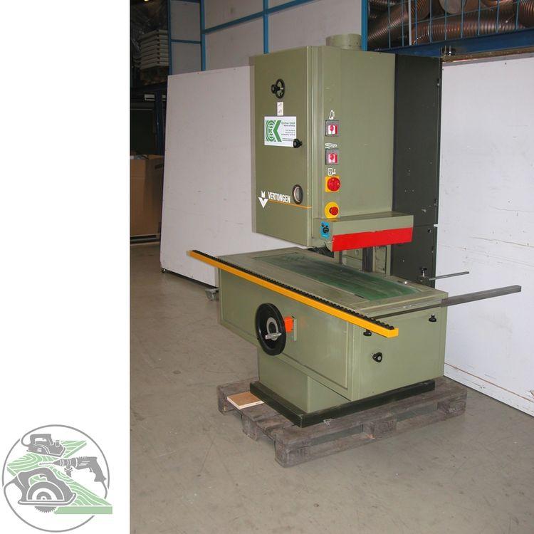 Vertongen SO 2, Surface sanding machine