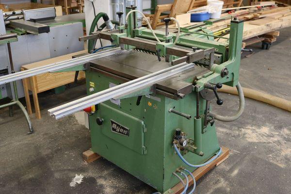 Ayen DB 1000 B 23, Dowel drilling machine