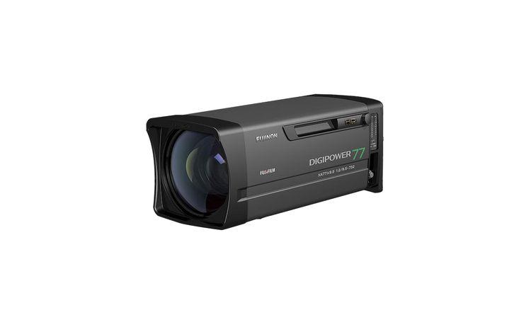 "Fujinon XA77x9.5BESM-S35 HDTV Field box lens 2/3"""