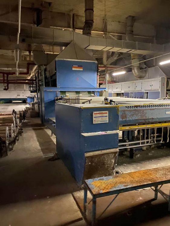 Benninger Sizing Machine 240 Cm