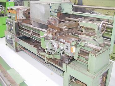 Ernault Somua Engine Lathe Max. 1600 rpm CHOLET 550 2 Axis