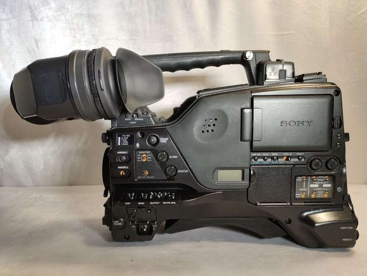 Sony PDW-680 XDCAM HD Camcorder