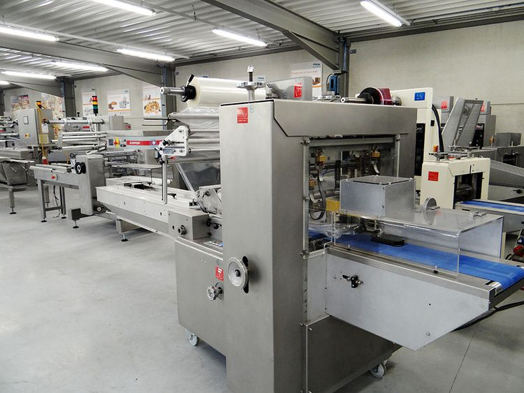 Tevopharm Pack 6-BM  Flowpacker machine