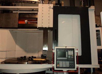Schiess, SMTCL GTC 2500 CNC Vertical turret borer double column
