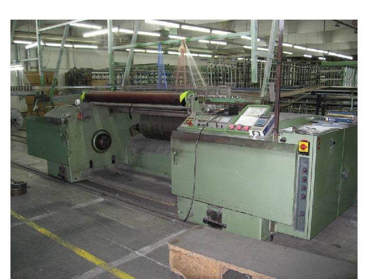 Karl mayer DS75/40 Warping machine