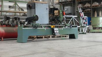 Omga TR2-A, Double Mitre Saw