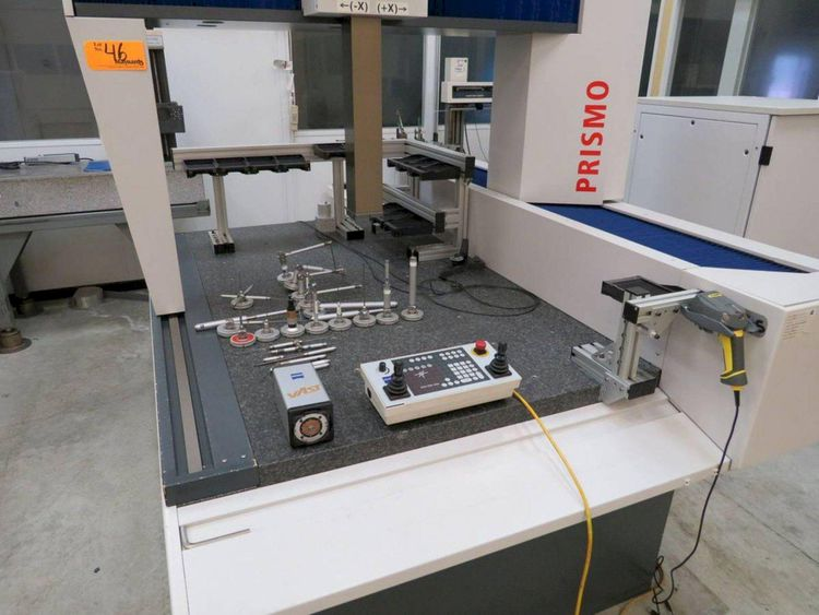 ZEISS Prismo 9/15/7 DCC Coordinate Measuring Machine