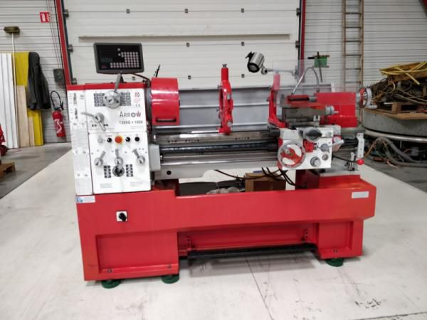 Arrow Conventional metal lathe Variable T205Gx1000
