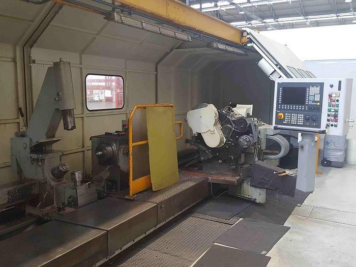 CNC Siemens 840 D 660 rpm Innense  TPFR 90 CNC 3 Axis