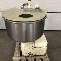 Diosna S120 2G lifting mixer