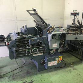 Stahl K56/4KTL, Folding Machine