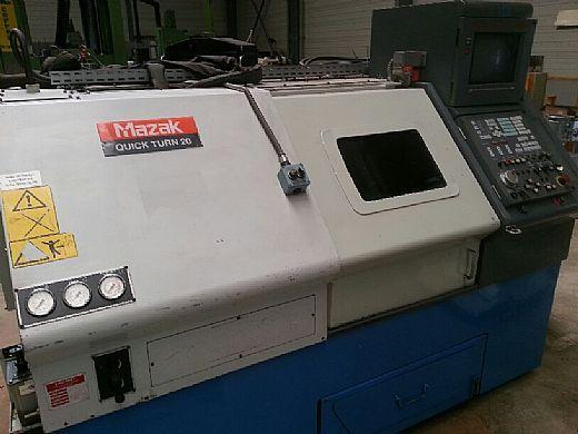 Huron CNC Control T Plus 4500 rpm QTN 20 2 Axis