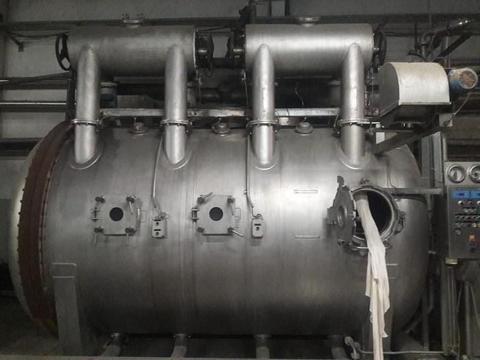 Mcs Multiflow 500 Kg Jet dyeing
