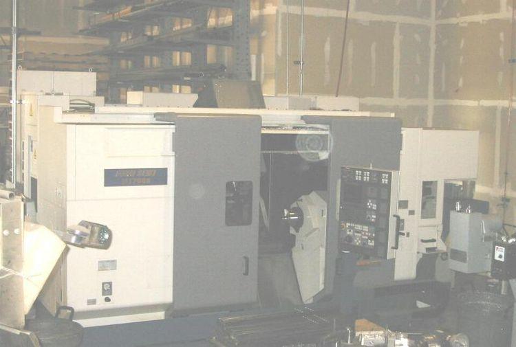 Mori Seiki FANUC 18IT CNC CONTROL (MSG-501TA) Max. 6000 rpm MT2000SZ 5 Axis