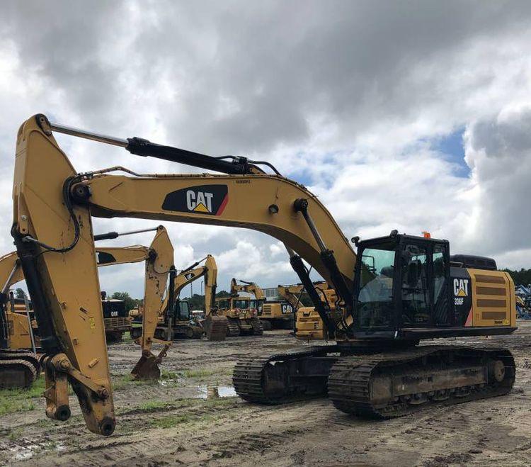 Caterpillar 336FL Excavator