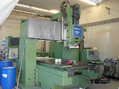 Boehringer TAURUS 4T - CNC  4000 rpm
