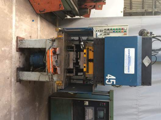 Cofmo KI 2128 64 ton press