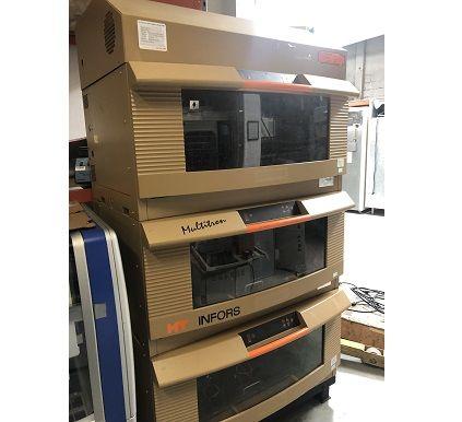 Infors Multitron  HT- AJ125TC Floor Incubator Shaker