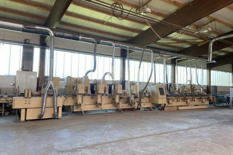 Kuhlmeyer LSA, Strip grinding machine / sanding machine