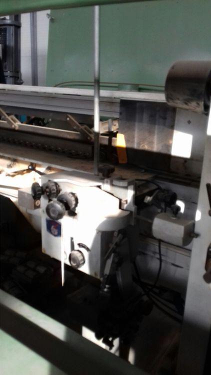 MVM SHARPENING machine for blades