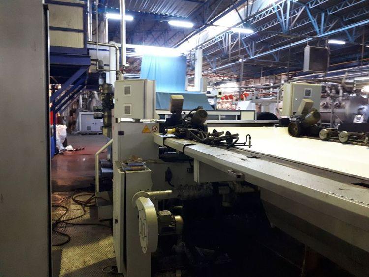 2 Dilmenler 180 Cm Stenter machine