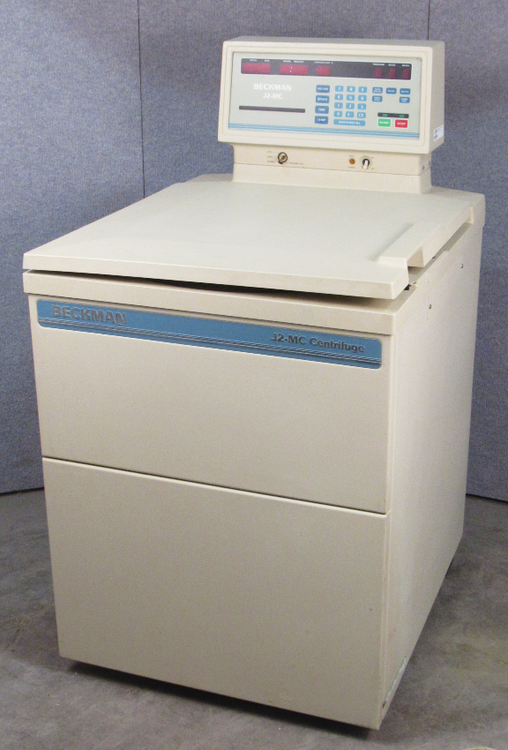 Beckman J2-MC, Refrigerated Freestanding Centrifuge