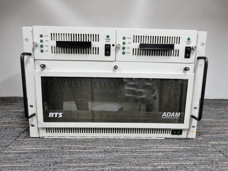 RTS Adam Full-Size Modular Matrix Intercom