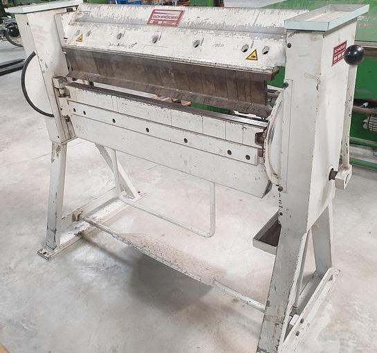 Schroder ASK II sheet width1000 mm