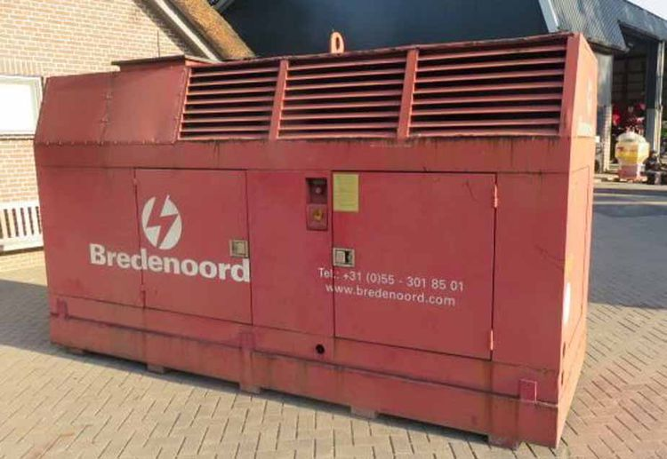 Bredenoord Generator 285 KVA