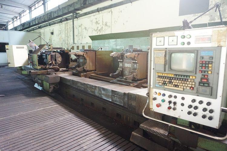 Leonard Safop CNC Controls 600 rpm 50/S-CNC 2 Axis