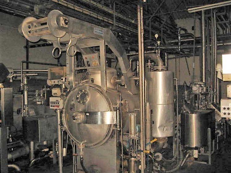 Durand 180 Kg Jet dyeing machines