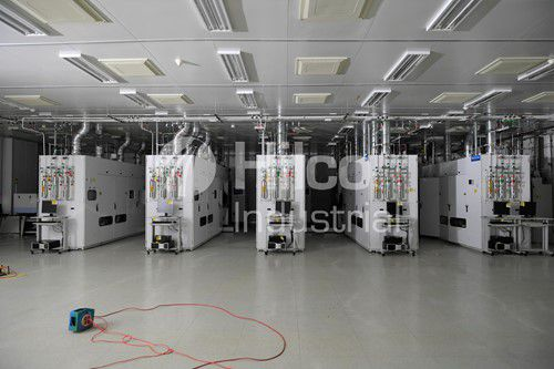 Unique offering of late model Semiconductor Production tools and auxiliary equipment due to the closure of Semi Materials