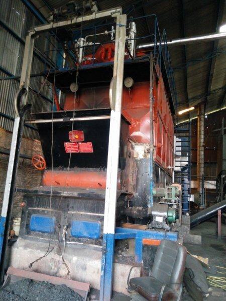 Others Coal Boiler 6 ton/h