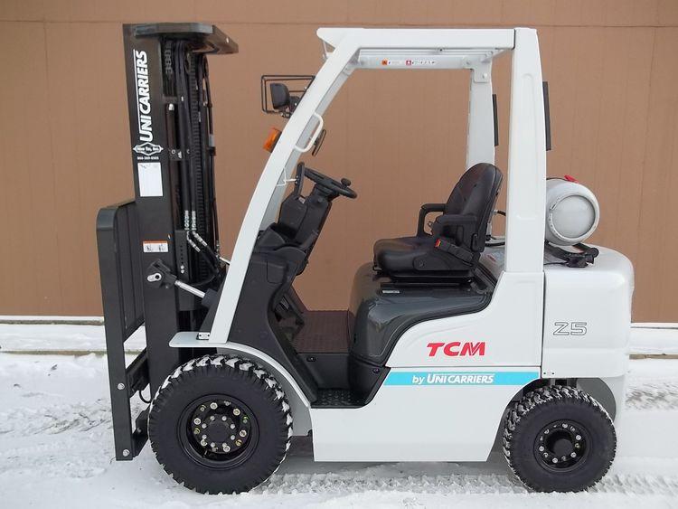 TCM FG25 LP Gas Forklift 2,500 kg