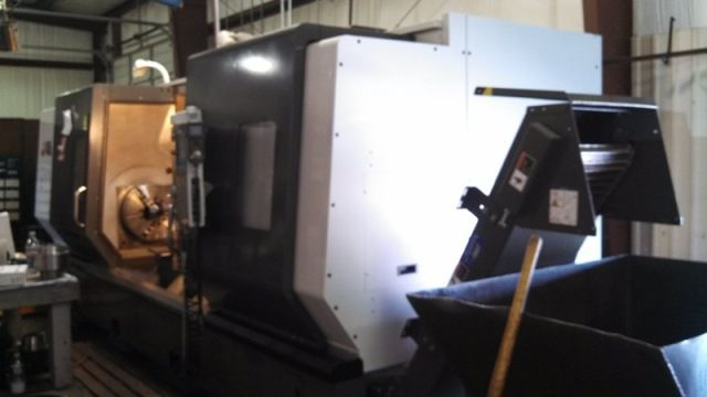 Haas HAAS INTUITIVE PROGRAMMING SYSTEM Max. 1400 rpm ST-40L 2 Axis