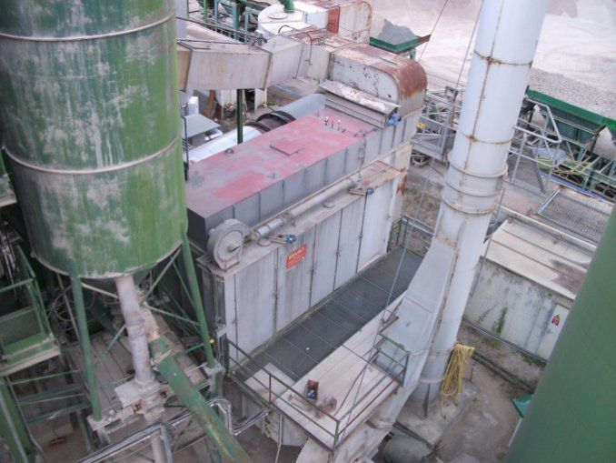 BMD Dust collector system