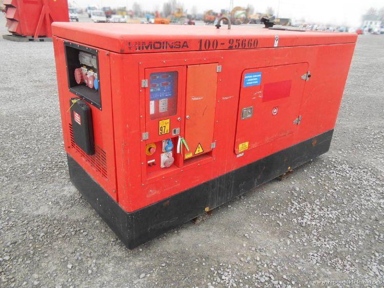 Himoinsa HFW-100 T5 INS 50 HZ - 400/230V M3