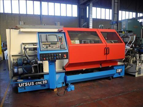 Ursus CNC ECS CS / 23. Variable CNC CMT 28 2 Axis