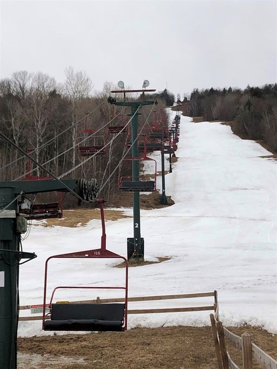 Thiokol Triple Chairlift