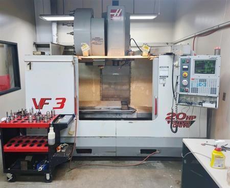 Haas VF3B Haas 32 BIT 3 Axis