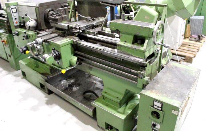VDF Boehringer Engine Lathe 2000 rpm 21 RO