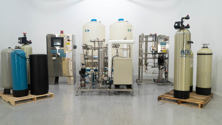 Arion Reverse Osmosis, Water Purification System