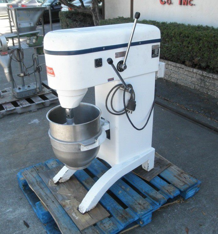 Nova 30L Dough Mixer