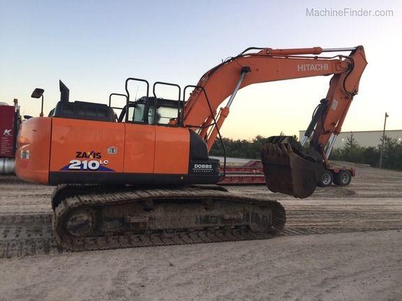 Hitachi Z210-6 Excavator