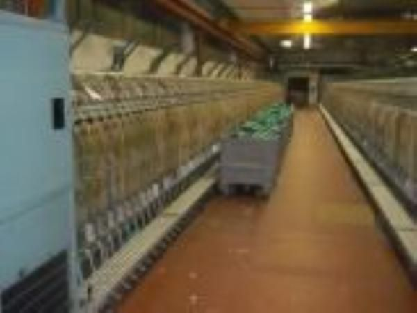 2 Gaudino FLK 600 LSA Woolen spinning