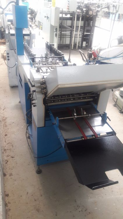 GUK Folding Machine
