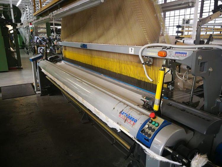 Vamatex LEONARDO SILVER 360cm Staubli jacquard CX870 2688
